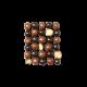 Billes de Céréales au chocolat noir et lait
