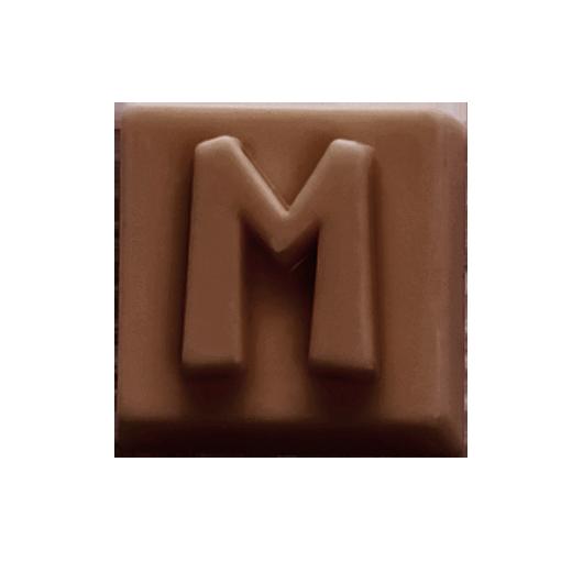 Lettre M ou W