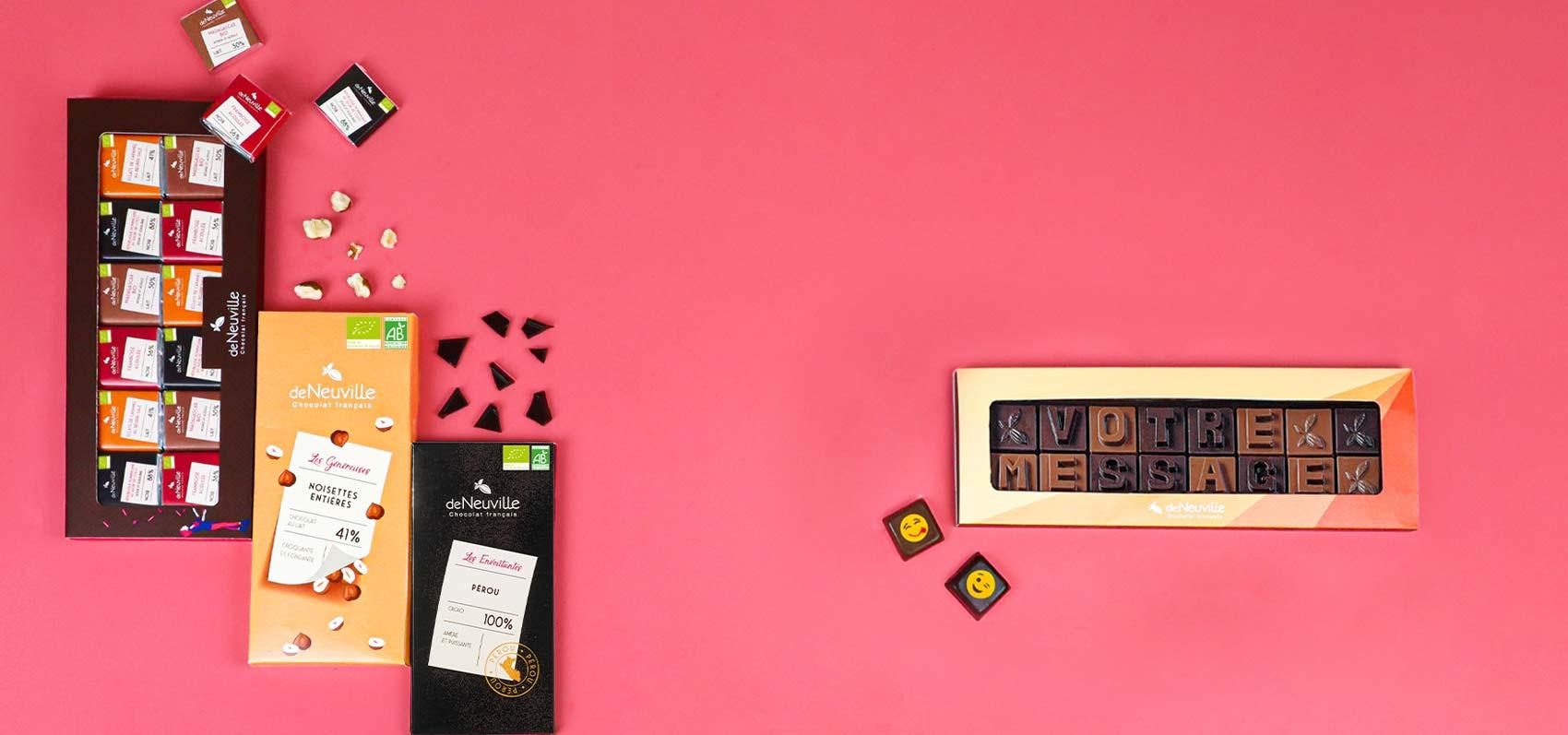 Tablettes & carrés