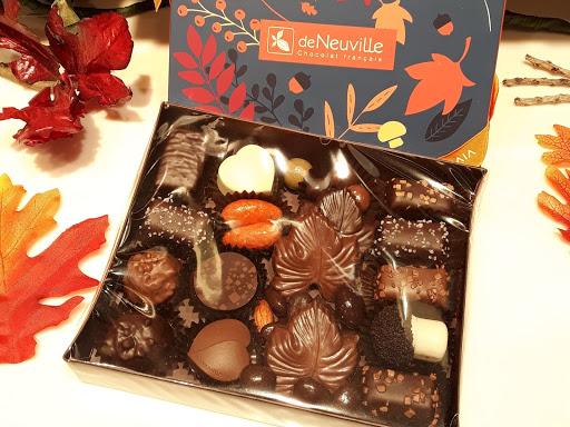 L'automne est là 🍁🍂 et ses chocolats aussi !😍🍫😋
