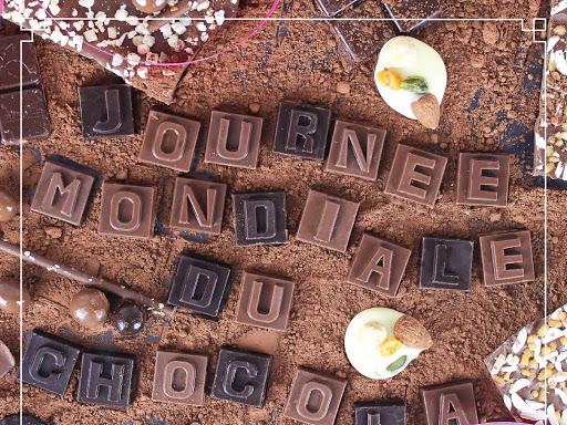 1er Octobre : Journée monfiale du chocolat