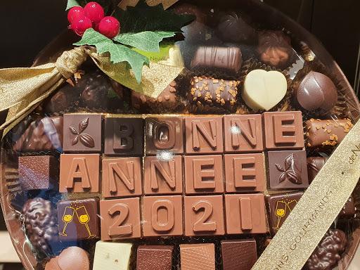 Meilleurs vœux chocolatés pour 2021 ! 🎉🥳🍫