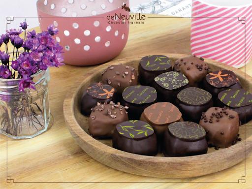 Initiation chocolats ...