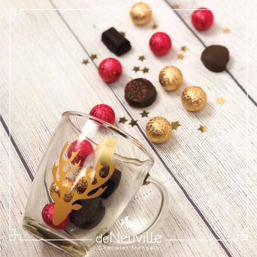 Chocolats gourmands pour les fêtes !! :-)